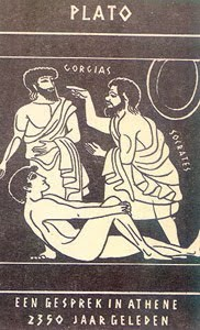 Gorgias ve sokrates